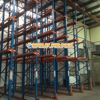 Drive In Pallet Racking - Dexion Type Used
