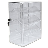 Double Sided Acrylic Display Case