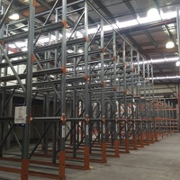 Drive In Pallet Racking - Colby Used P.O.A.