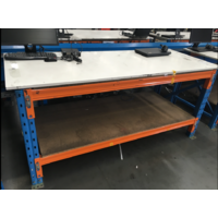 Work Benches Dexion Type Racking Benches P.O.A.