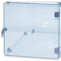 Glass Cube Door - 395mm x 400mm x 5mm