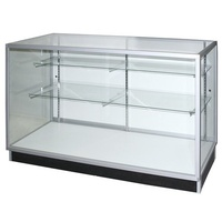 Glass Display Counter Showcase USED