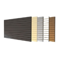Slat Panel Custom Colour & Grooves P.O.A.