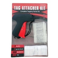 Tag Attacher Starter Kit