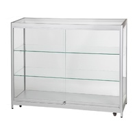 Retail Glass Counter 1200mm Kit Form