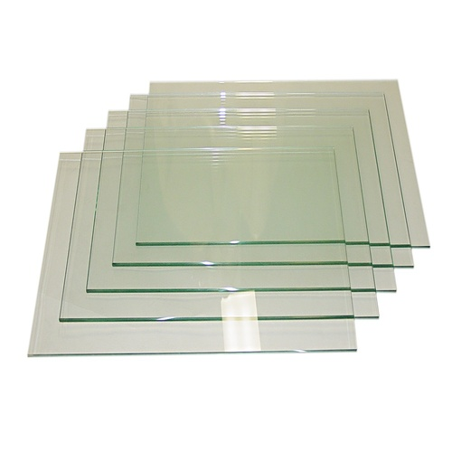 Toughened Safety Glass 400mm x 400mm x 5mm