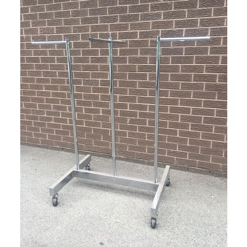 Second Hand 4 Way Clothing Rack