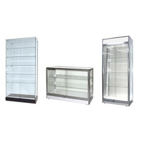 Shop Counters Glass Showcases